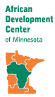 African Development Center logo