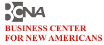 Business Center for New Americans logo