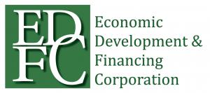Economic Development and Financing Corporation logo