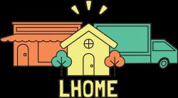 LHOME CDFI logo