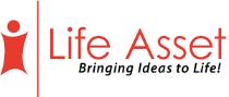 Life Asset logo