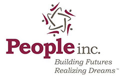 People, Inc. Financial Services logo