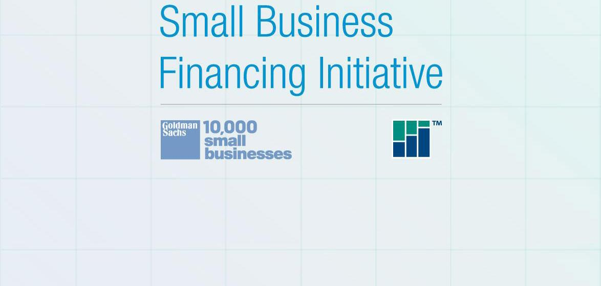 small business financing initiative opportunity finance network
